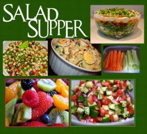 Salad Supper @ Terri Hanlin's Home