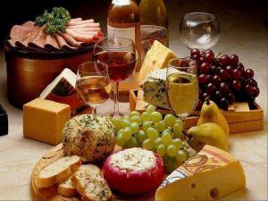 Wine & Cheese Party @ Sue Ciccolini's home