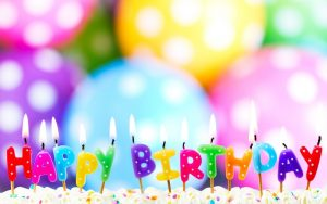 Tracie Baumgardner's Birthday